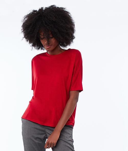 T-shirt col bateau Etam Etam SOLDES - Prix minis et Bonnes Affaires sur Etam.com > SOLDES PRET-A-PORTER > Tops & T-shirts