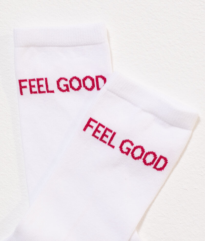 """Chaussettes """"Feel good"""""""