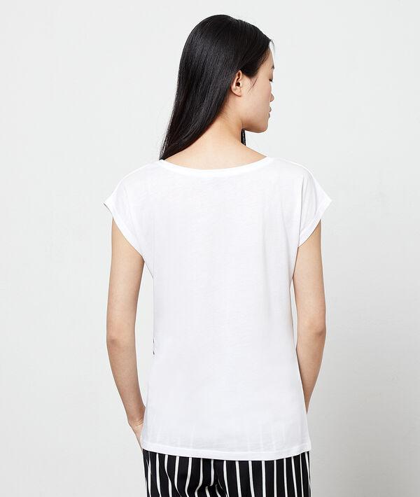 T-shirt zeefdruk