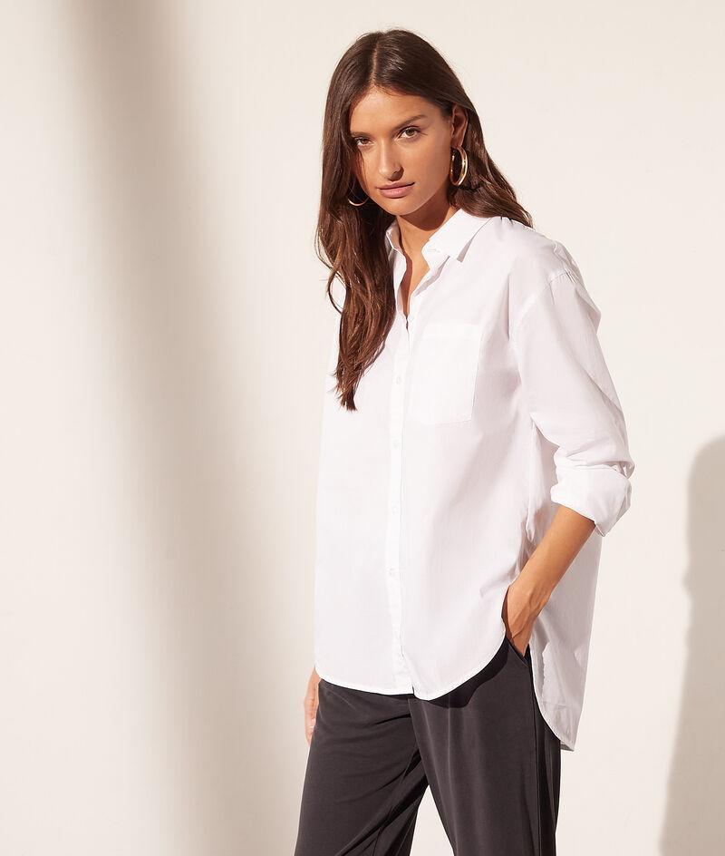 Hemd met lange mouwen