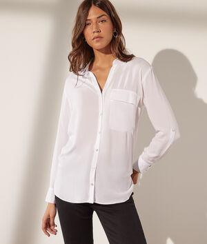 Shirt met steekzak