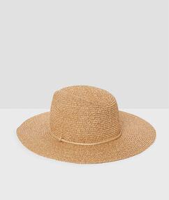 Chapeau de paille dune.