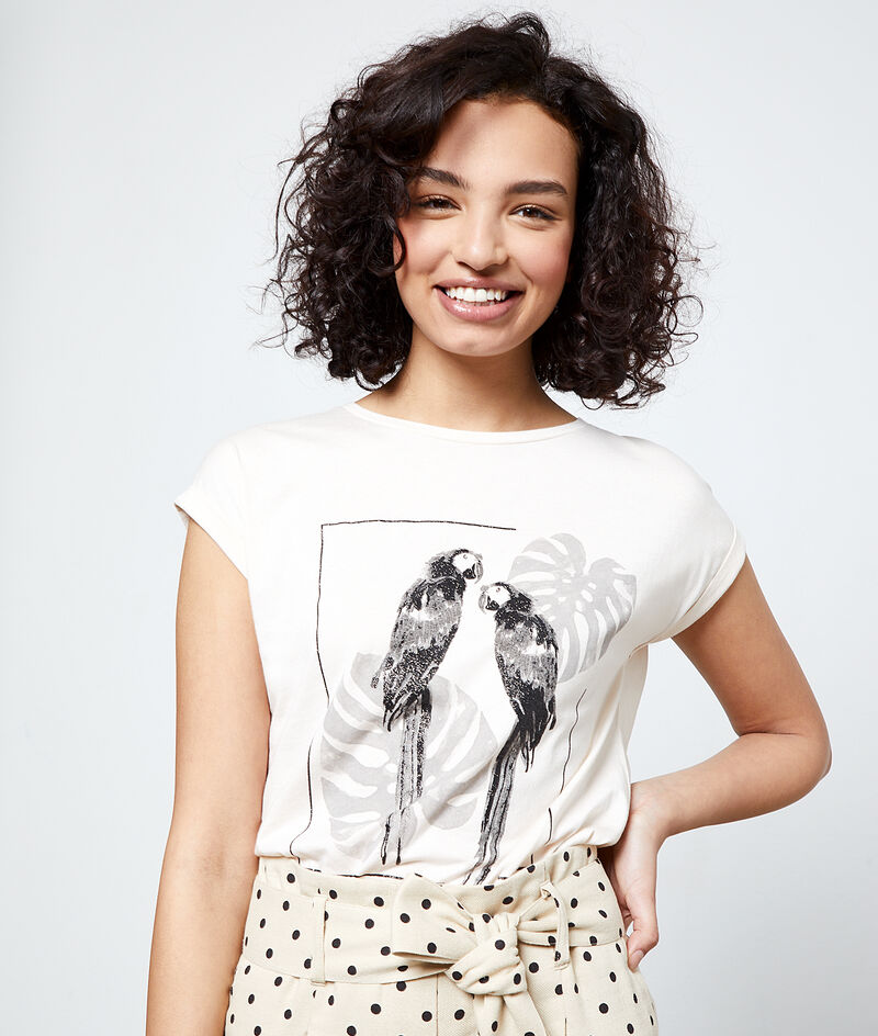 T-shirt sérigraphie