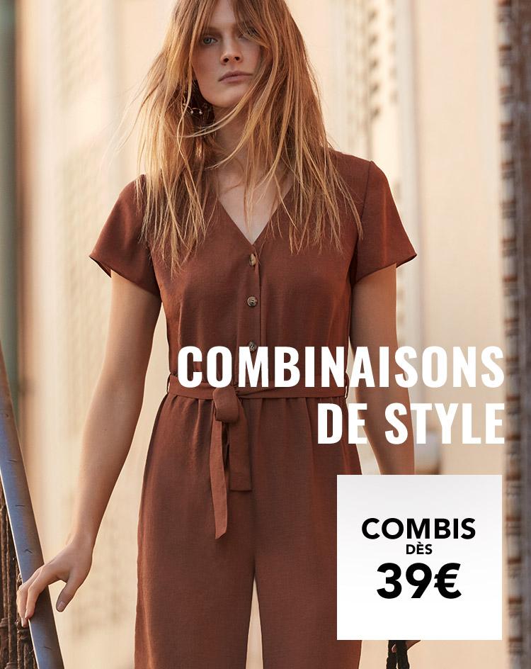 Combinaisons de style