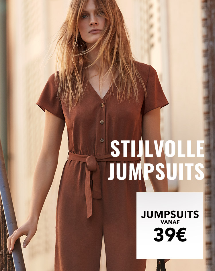Stijvolle jumpsuits