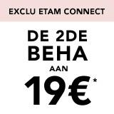DE 2DE BEHA AAN 19€